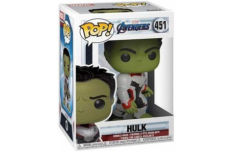 Funko Pop! 451 Hulk - Avengers Endgame