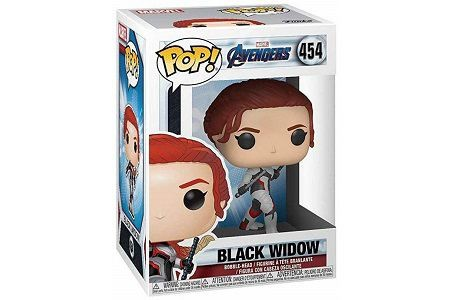 Funko Pop! 454 Black Widow