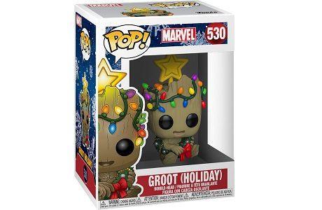 Funko Pop! 451 Groot with Wreath
