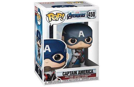 Funko Pop! 450 Captain America Avengers Endgame
