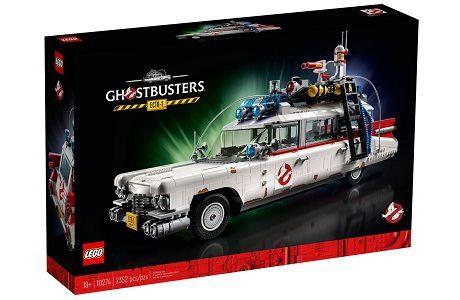 Lego Creator 10274 Ghostbusters ECTO-1