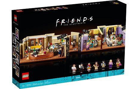 Lego Creator Expert 10292 The Friends Apartments