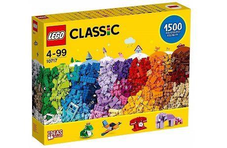 Lego Classic 10717 Bricks Bricks Bricks