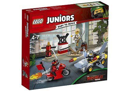 Lego Juniors 10739 Shark Attack