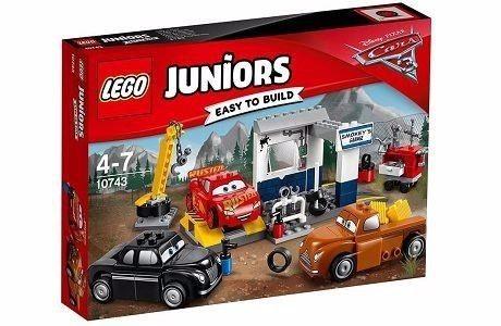 Lego Juniors 10743 Cars 3 Smokey's Garage