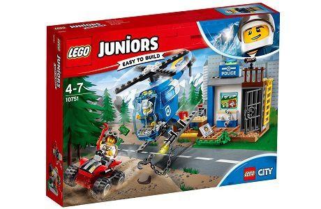 Lego Juniors 10751 Mountain Police Chase