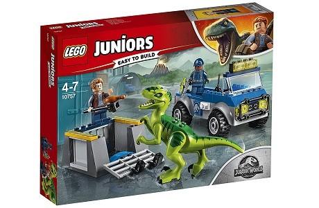 Lego Juniors 10757 Raptor Rescue Truck