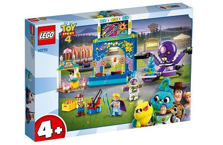Lego Toy Story 10770 Buzz and Woody's Carnival Mania