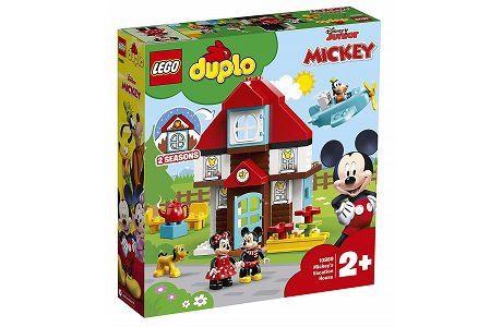 Lego Duplo 10889 Mickey's Vacation House
