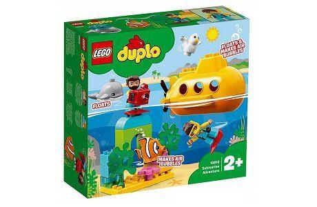 Lego Duplo 10910 Submarine Adventure