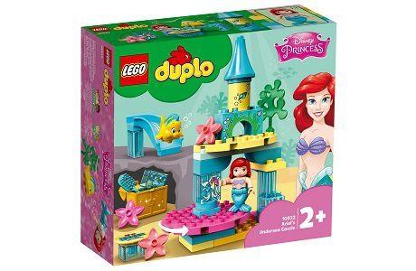 Lego Duplo 10922 Ariel's Undersea Castle