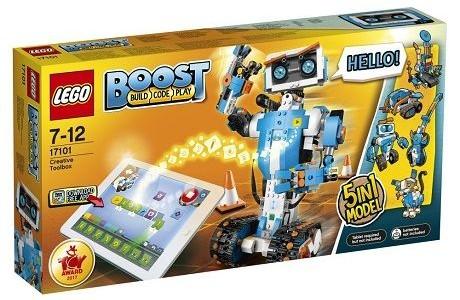 Lego Boost 17101 Boost Creative Toolbox