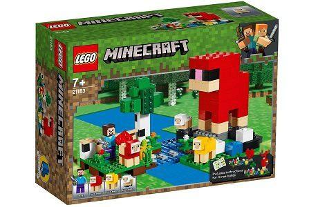 Lego Minecraft 21153 The Wool Farm