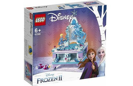 Lego Disney 41168 Elsa's Jewelry Box Creation
