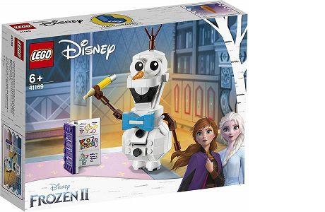 Lego Disney 41169 Frozen II Olaf