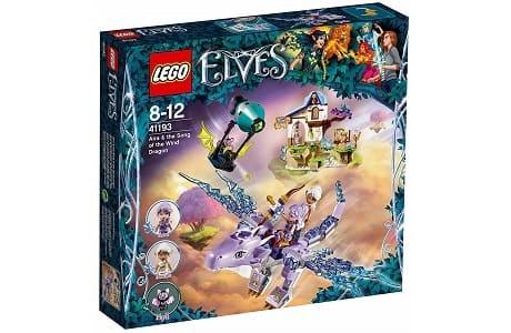 Lego Elves 41193 Emily & Noctura's Showdown