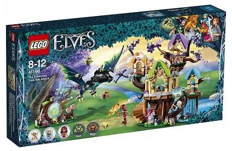 Lego Elves 41196 The Elvenstar Tree Bat Attack