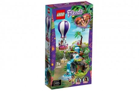 Lego Friends 41423 Tiger Hot Air Balloon Jungle Rescue
