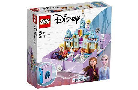 Lego Disney 43175 Anna and Elsa's Storybook Adventures