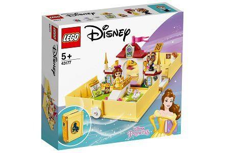Lego Disney 43177 Belle's Storybook Adventures