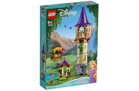 Lego Disney 43187 Rapunzel's Tower