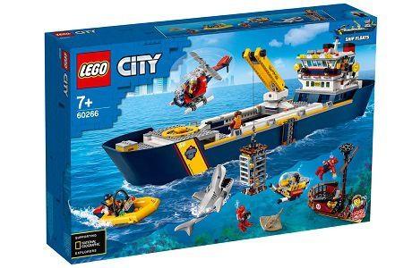 Lego City 60266 Passenger Airplane