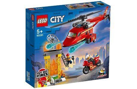 Lego City 60281 Passenger Airplane