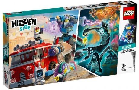 Lego Hidden Side 70436 Phantom Fire Truck 3000