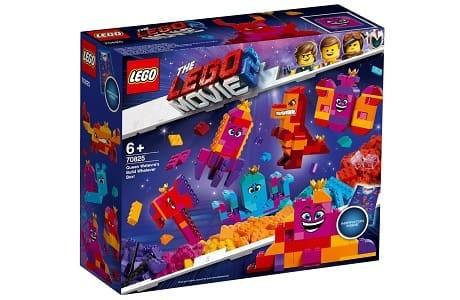The LEGO Movie 2 70825 Queen Watevra's Build Whatever Box