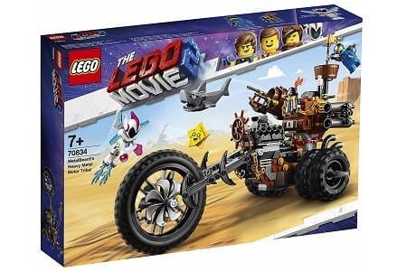The LEGO Movie 2 70834 MetalBeard's Heavy Metal Motor Trike