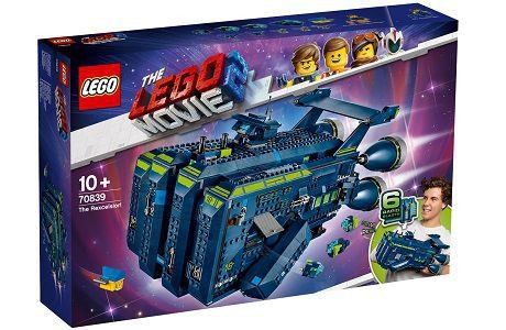 The LEGO Movie 2 70839 The Rexcelsior!