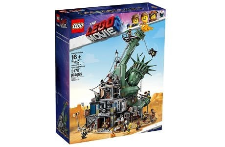 The LEGO Movie 2 70840 Welcome to Apocalypseburg!