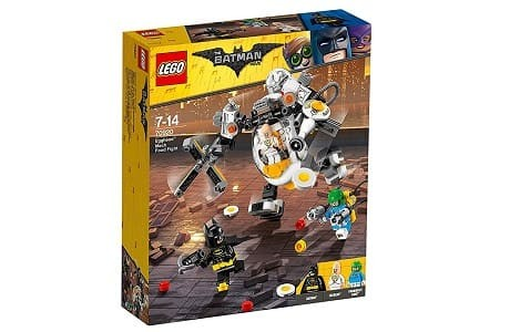 Lego Batman Movie 70920 Egghead Mech Food Fight