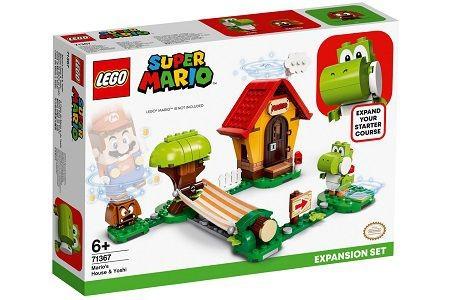 Lego Super Mario 71367 Mario's House and Yoshi