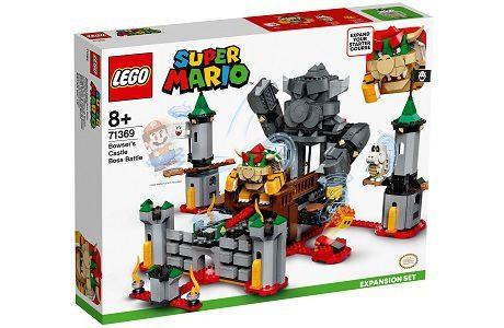 Lego Super Mario 71369 Bowser's Castle Boss Battle