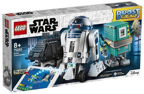Lego Star Wars Boost 75253 Droid Commander