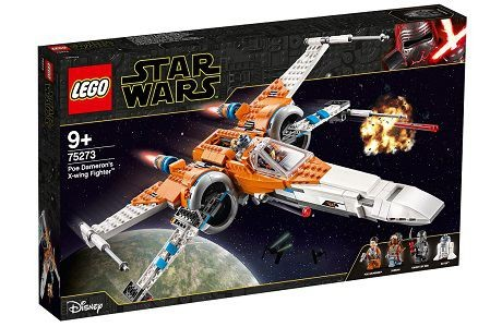 Lego Star Wars 75273 Resistance X-Wing Fighter