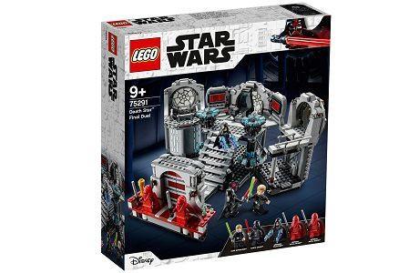 Lego Star Wars 75291 Death Star Final Duel