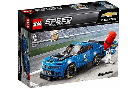 Lego Speed Champions 75891 Chevrolet ZL1 Camaro