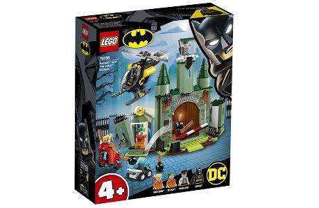 Lego DC Super Heroes 76138 Batman and The Joker Escape