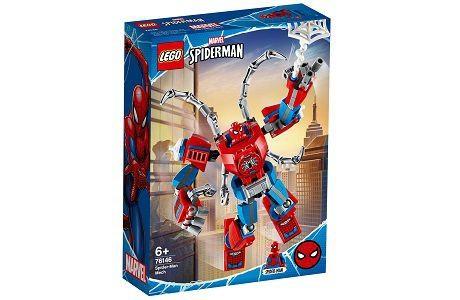 Lego Marvel Super Heroes 76146 Spider-Man Mech