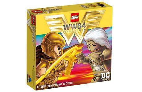 Lego DC Super Heroes 76157 Wonder Woman vs Cheetah