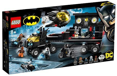 Lego DC Super Heroes 76160 Mobile Bat Base