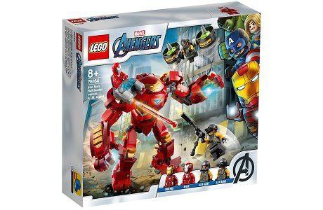 Lego Marvel Super Heroes 76164 Avengers Tower Battle