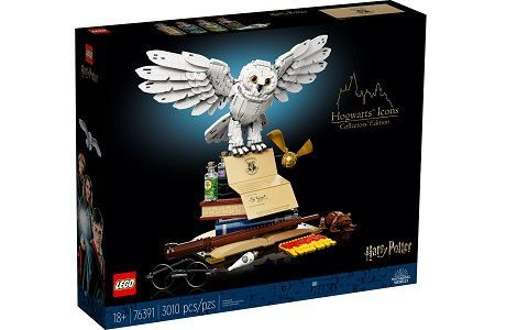 Lego Harry Potter 76391 Hogwarts Icons Collectors' Edition