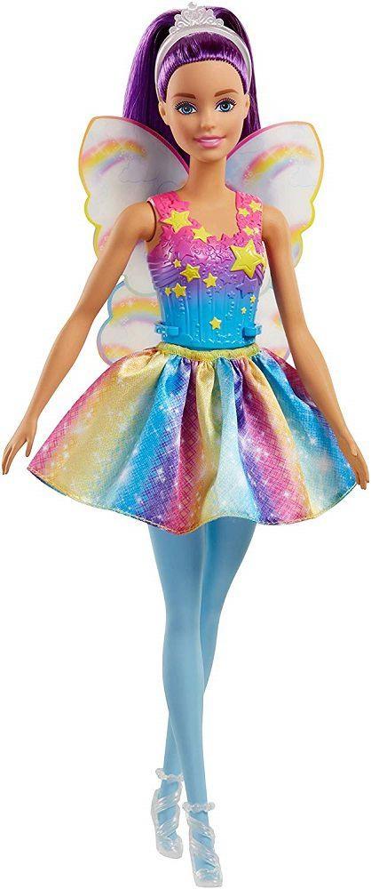 Barbie Dreamtopia Rainbow Cove Fairy-1