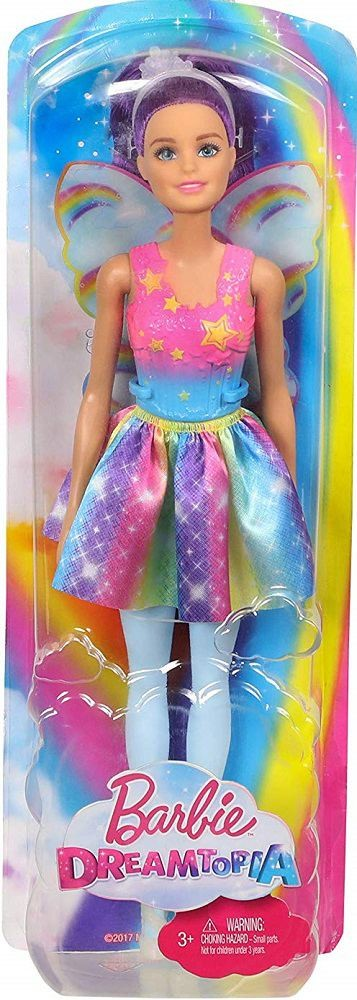 Barbie Dreamtopia Rainbow Cove Fairy