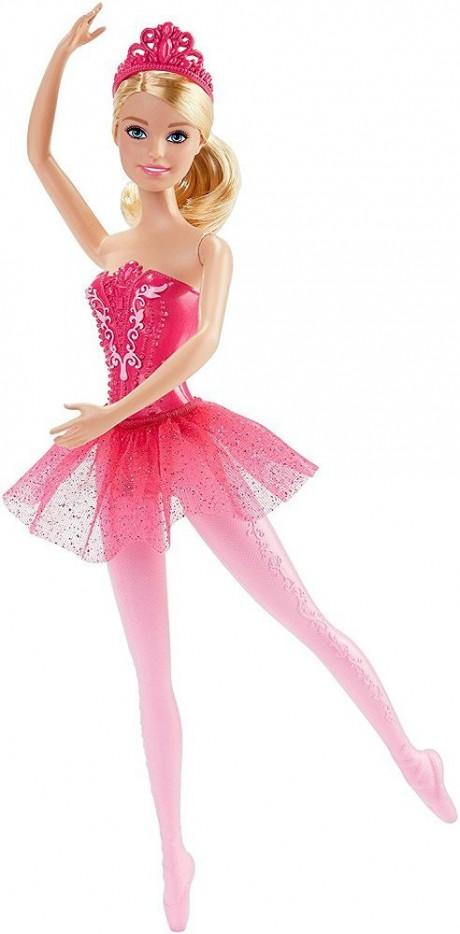 Barbie Ballerina Doll Pink