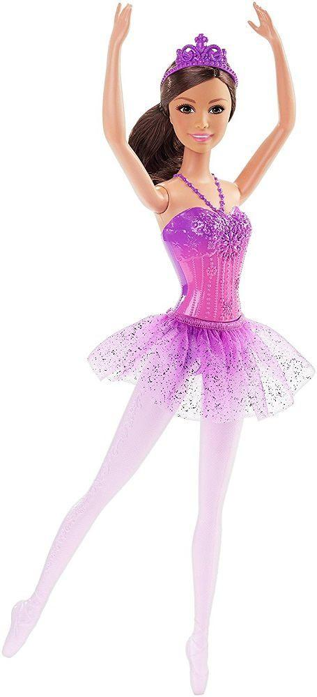 Barbie Ballerina Doll Purple