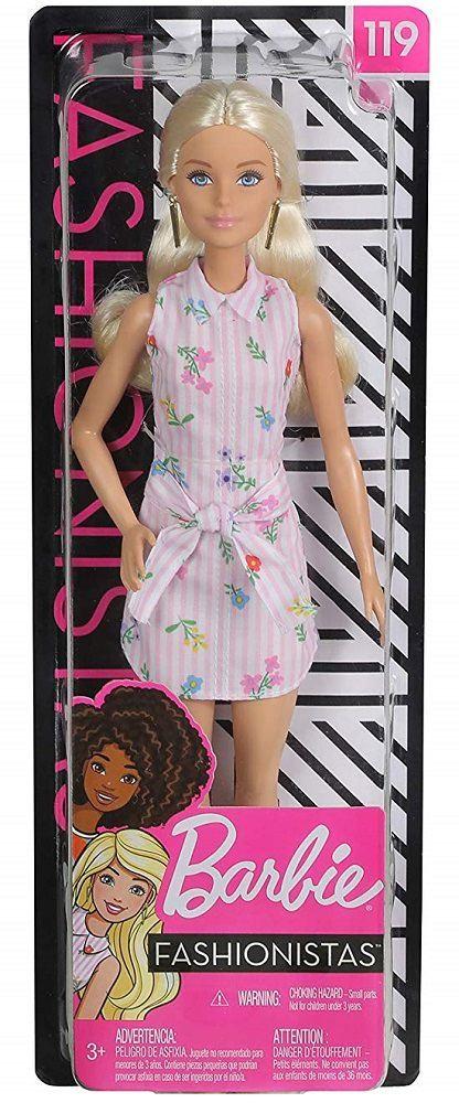 Barbie Fashionistas 119
